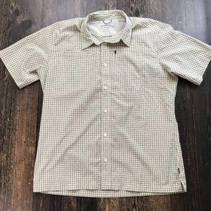 EDDIE BAUER Plaid Outdoor Shirt